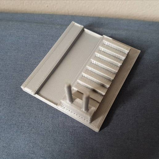 20190906_123225_0001.jpg Download free STL file Mini factory with real river • 3D printer model, Gophy