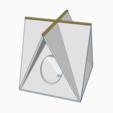 krmitko.PNG Download free STL file A-Frame Bird House / Feeder - Tweaked • 3D printing model, Gophy