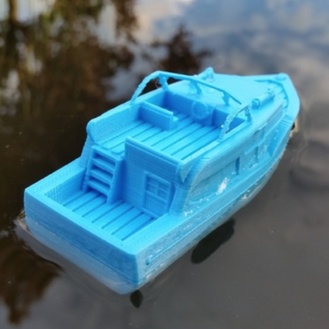 Capture d'écran 2018-07-24 à 17.30.35.png Download free STL file CHRIS - The Motor Cruiser (Easy to print) • Model to 3D print, Gophy
