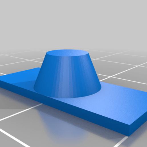 dmc_stand_platform-for_wire.png Télécharger fichier STL gratuit Stand d'exposition de la DMC-12 DeLorean - Retour vers le futur • Modèle pour impression 3D, Gophy