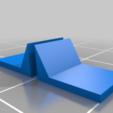 dmc_stand_platform_flat.png Télécharger fichier STL gratuit Stand d'exposition de la DMC-12 DeLorean - Retour vers le futur • Modèle pour impression 3D, Gophy
