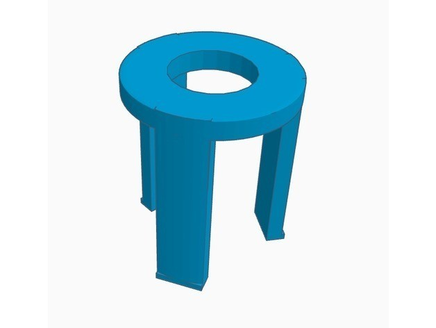 a43f24e01354bdf8b41207b949e8a1f8_preview_featured.jpg Download free STL file Easy washable cone + Stand • Object to 3D print, Gophy
