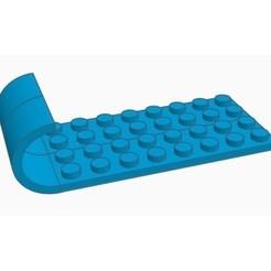 Descargar modelo 3D gratis Trineo/esquís LEGO, Gophy