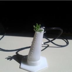 modelo stl gratis Soporte para jarrón de jardinera portátil, Gophy