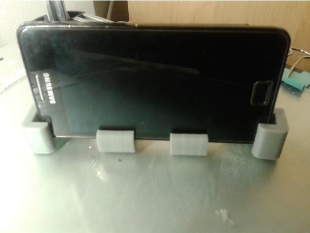 6aa1975b650aec8a74eb00d15f76f176_preview_featured.jpg Télécharger fichier STL gratuit Clips - Support mural pour tablette • Modèle pour imprimante 3D, Gophy