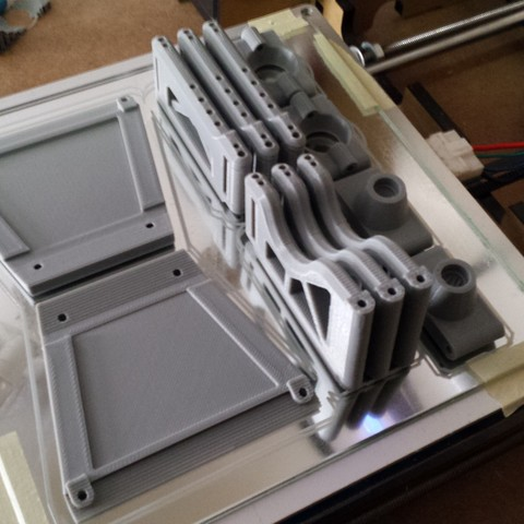 20180526_115530.jpg Download STL file MyRCCar 1/10 MTC Chassis Updated. Customizable chassis for Monster Truck, Crawler or Scale RC Car • 3D printer model, dlb5