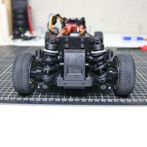 IMG_5076.JPG Download STL file MyRCCar 1/10 On-Road Build for Tesla Model S Body RC Car • 3D print object, dlb5