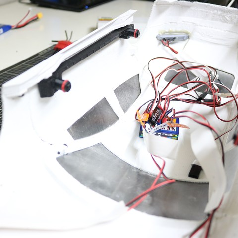 IMG_5092.JPG Download STL file MyRCCar 1/10 On-Road Build for Tesla Model S Body RC Car • 3D print object, dlb5