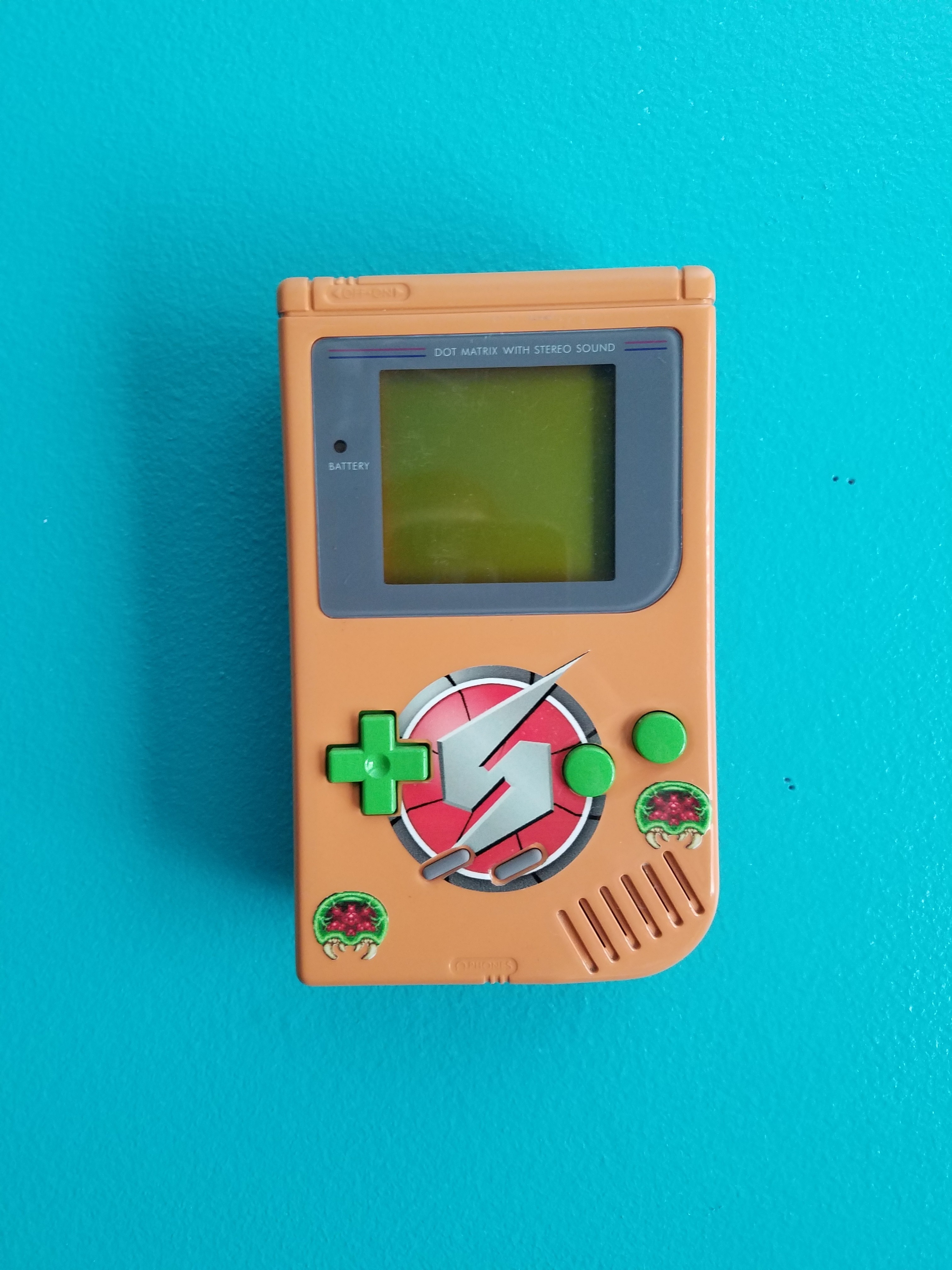 20190111_130913.jpg Download free STL file Gameboy Battery Cover Wall Mount • Design to 3D print, MakeandModify