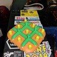 stl Mario vs. Bowser Tic Tac Toe, 3dBiscuits