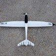 5.jpg Télécharger fichier STL gratuit Avion RC FPV - Fuselage modèle V • Plan pour imprimante 3D, Eclipson
