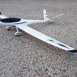 2.jpg Télécharger fichier STL gratuit Avion RC FPV - Fuselage modèle V • Plan pour imprimante 3D, Eclipson