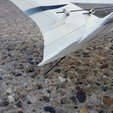 4.jpg Télécharger fichier STL gratuit Avion RC FPV - Fuselage modèle V • Plan pour imprimante 3D, Eclipson