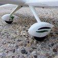 1.jpg Télécharger fichier STL gratuit Avion RC FPV - Fuselage modèle V • Plan pour imprimante 3D, Eclipson