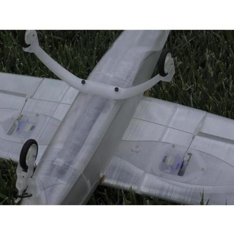 9737c6b0e67c95cf2d78ed463e194ecb_preview_featured.JPG Download free STL file RC airplane Wing - Eclipson Model Y • 3D print template, Eclipson