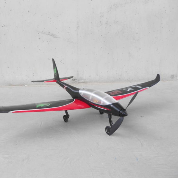 Capture d'écran 2018-07-13 à 12.40.11.png Download free STL file RC plane fuselage - Eclipson model Z • 3D printer design, Eclipson