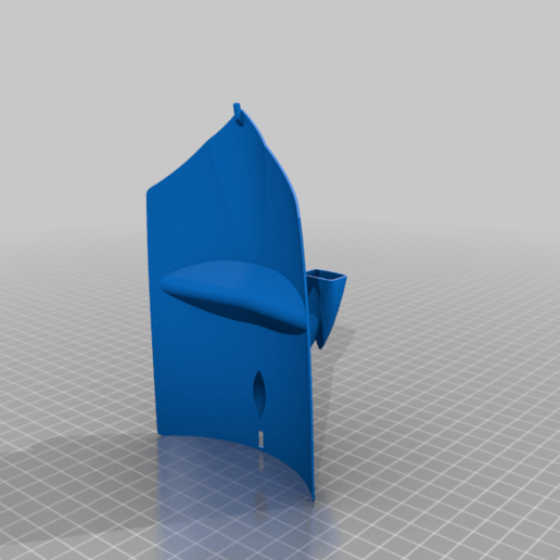 Download free STL file FPV kit for 3D printed plane Eclipson Model D • 3D printer design, Eclipson