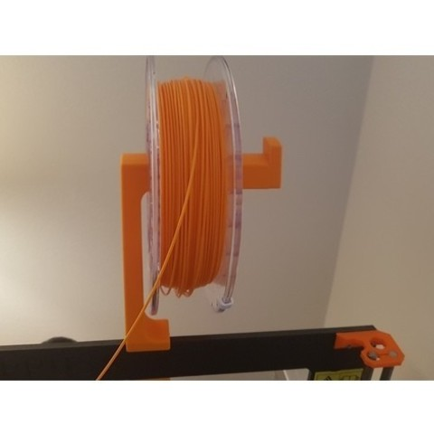 Download free 3D printer templates Improved Spool Holder for the Original Prusa i3 MK2, Mirketto