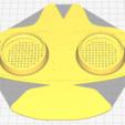 Descargar modelos 3D Mask for Corona Virus Covid-19, davidmarquezkacic