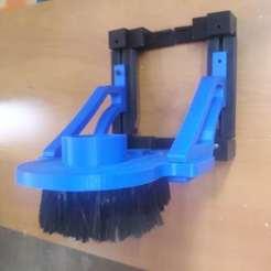 Descargar modelos 3D para imprimir The Ultimated shoe dust for x-carve, davidmarquezkacic