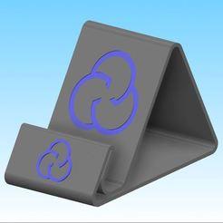 Capture.JPG Télécharger fichier STL gratuit Cults Support telephone • Objet pour impression 3D, Oliv32