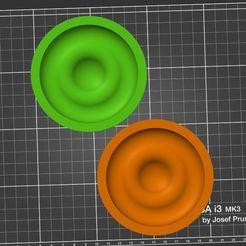 Burger3.JPG Download OBJ file Burger Mold maker • 3D printable model, Crazy3DPrinter