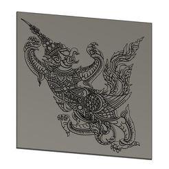 Descargar archivos STL BirdMan Tailandia, Crazy3DPrinter