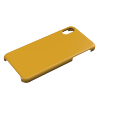 Download STL files Iphone X Max plane case, Crazy3DPrinter