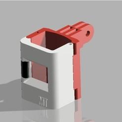 STL file DJI Osmo Pocket Holder, MartinT