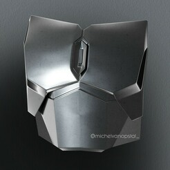MANDO CHEST ABS INSTA.jpg Download STL file The Mandalorian - Chestplate and Abs • 3D printing model, michelvanopstal