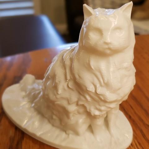 b70165bd54858b1ecbd4c1761ed6b1f4_display_large.jpg Download free STL file Grumpy Cat • 3D printer object, 3DJourney