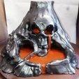 Impresiones 3D gratis Isla del cráneo, chocho-007