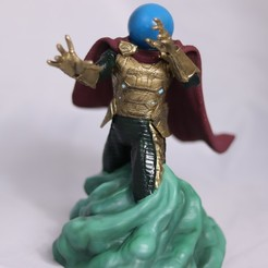 Download STL Mysterio (Spider-Man Far from Home), 3DPrintGeneral