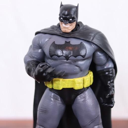 Download STL Batman - The Dark Knight Returns, 3DPrintGeneral