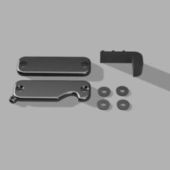 Télécharger plan imprimante 3D porte-clefs, eduardojcch