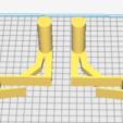 STL Paper towel roll holder, ACdesign