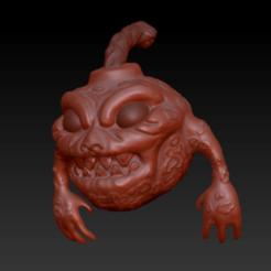 Monster Boom.png Télécharger fichier STL Le monstre du boom • Objet à imprimer en 3D, nacho__64