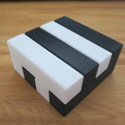 Fichier imprimante 3D Casse tête, kermanns