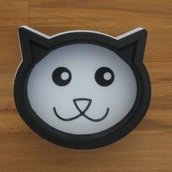 IMG_2475.JPG Télécharger fichier STL Gamelle pour chat • Objet pour imprimante 3D, kermanns