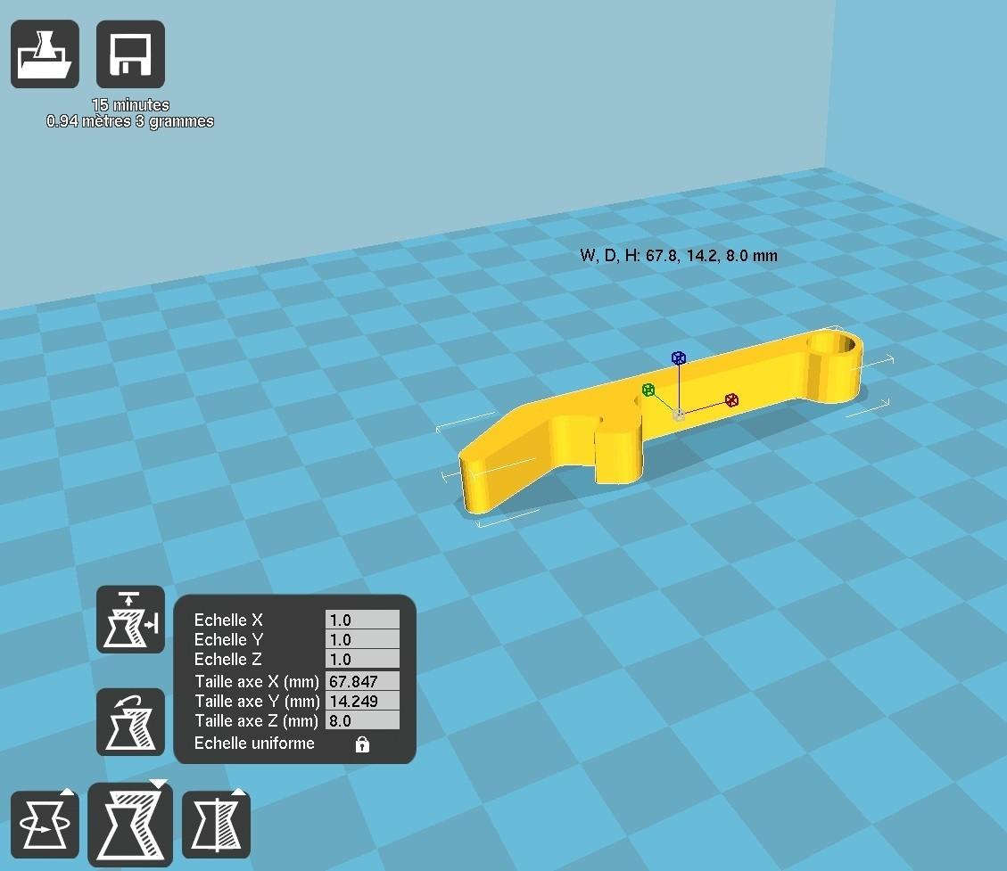 cura.jpg Télécharger fichier STL gratuit Décapsuleur • Design pour impression 3D, kermanns