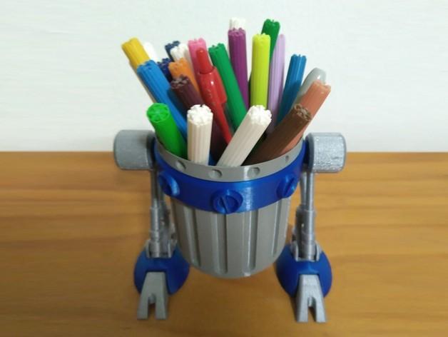 156005c5baf40ff51a327f1c34f2975b_preview_featured.jpg Télécharger fichier STL gratuit Marcheur de déchets • Design à imprimer en 3D, ferjerez3d