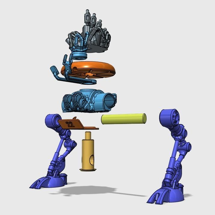 3dschema.jpg Download free STL file Tow Walker • 3D print model, ferjerez3d
