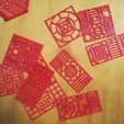 Download free 3D printer templates Subdivided Surfaces, ferjerez3d