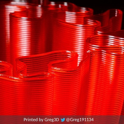 3.jpg Download free STL file Wavy Penholders Collection (15 files) • 3D print design, ferjerez3d