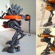 1d126907628b584cea8812a859681db4_preview_featured-4.jpg Download free STL file Tow Walker • 3D print model, ferjerez3d