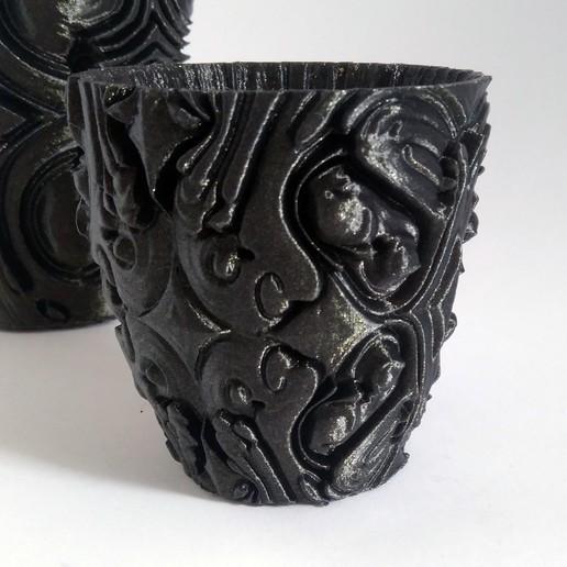 IMG_20190914_121646.jpg Télécharger fichier STL Collection de poteries étrangères • Objet pour imprimante 3D, ferjerez3d