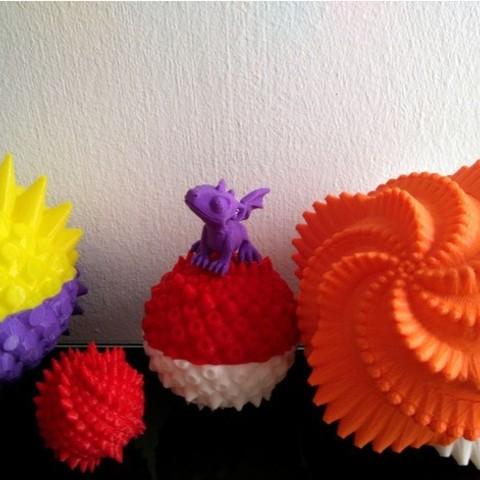 98a44a33117213d767b79cba5879908e_preview_featured.jpg Download free STL file Dragon Egg Boxes • 3D print object, ferjerez3d