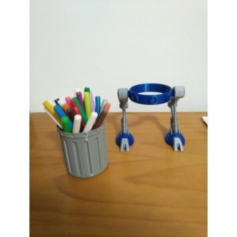 78f1f8d206704078dc0e8f22c8e6a3a2_preview_featured.jpg Télécharger fichier STL gratuit Marcheur de déchets • Design à imprimer en 3D, ferjerez3d