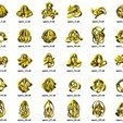 Download free 3D print files Spores, ferjerez3d