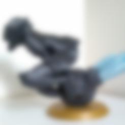 flame1_up.stl Download free STL file The Roadrunner • 3D printing object, ferjerez3d